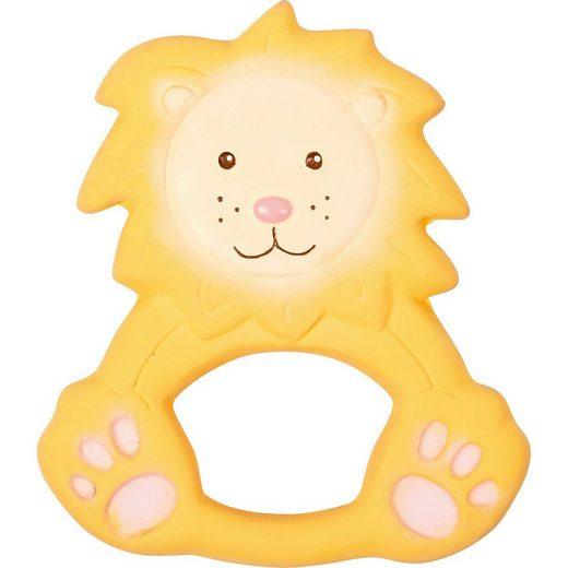 Spiegelburg Beißring »BabyGlück: Beißring aus Naturkautschuk Löwe Louis«