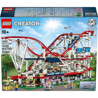 LEGO® Konstruktions-Spielset »LEGO®® Creator Expert 10261 Achterbahn«