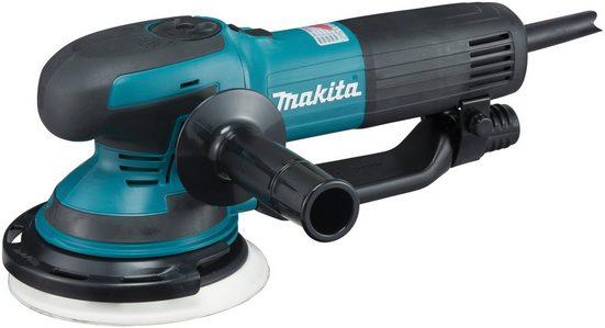 MAKITA Exzenterschleifer »BO6050J«, 150 mm, 750 W