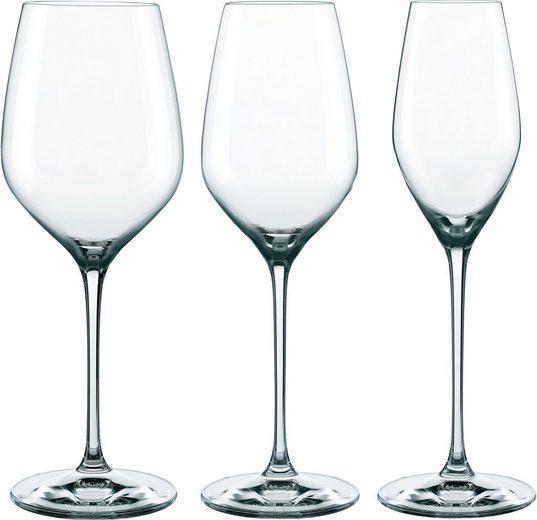 SPIEGELAU Gläser-Set »Topline«, Kristallglas, 18-teilig