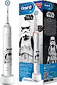 Oral B Elektrische Kinderzahnbürste Junior Star Wars, Aufsteckbürsten: 1 St., Bild 2