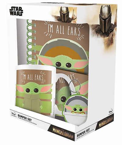 Star Wars Tasse »The Mandalorian Bumper Premium Geschenkset«