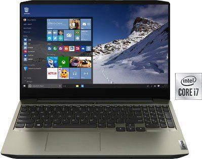 Lenovo Creator 5 15IMH05 Notebook (39,6 cm/15,6 Zoll, Intel Core i7, GeForce GTX 1650 Ti, 512 GB SSD, inkl. Office-Anwendersoftware Microsoft 365 Single im Wert von 69 Euro)