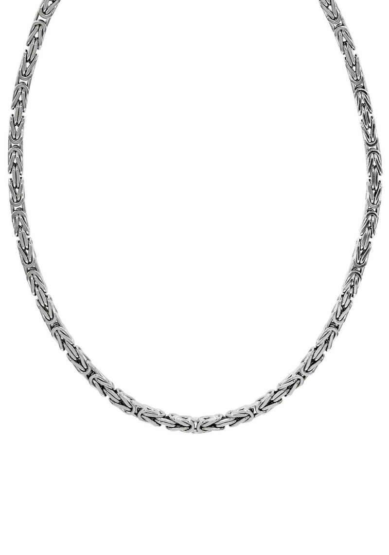 Firetti Königskette »Königskettengliederung 4-kant, 3,0 mm breit«, Made in Germany