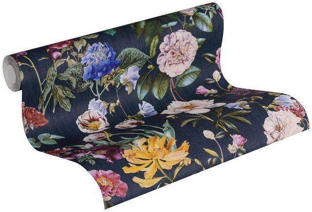 A.S. Création Vliestapete »Jette Joop tropisch floral natürlich«| floral | Baumarkt > Malern und Tapezieren > Tapeten | A.S. Création