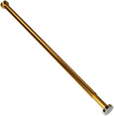 Klemmstange, Sanilo, Ø 28 mm, ausziehbar, ausziehbar, für Duschvorhänge, Duschvorhangstange der Länge 120-220cm