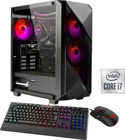 Hyrican Stiker 6682 Gaming-PC (Intel Core i7 10700KF, RTX 3080 Ti, 16 GB RAM, 1000 GB SSD, Wasserkühlung)