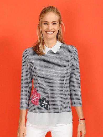 Laura Kent Shirt im Lagenlook