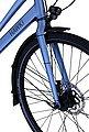 HAWK Bikes Trekkingrad »HAWK Trekking Lady Super Deluxe Skye blue«, 8 Gang Shimano Nexus Schaltwerk, Bild 7