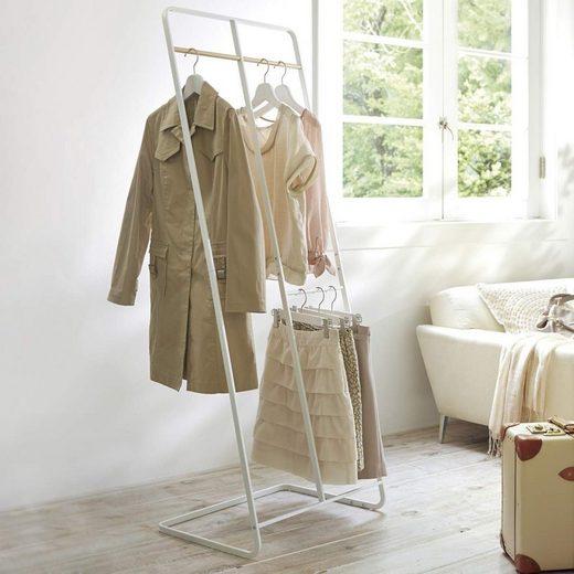 Yamazaki Garderobenständer »Tower«, Kleiderständer, Garderobe, freistehend