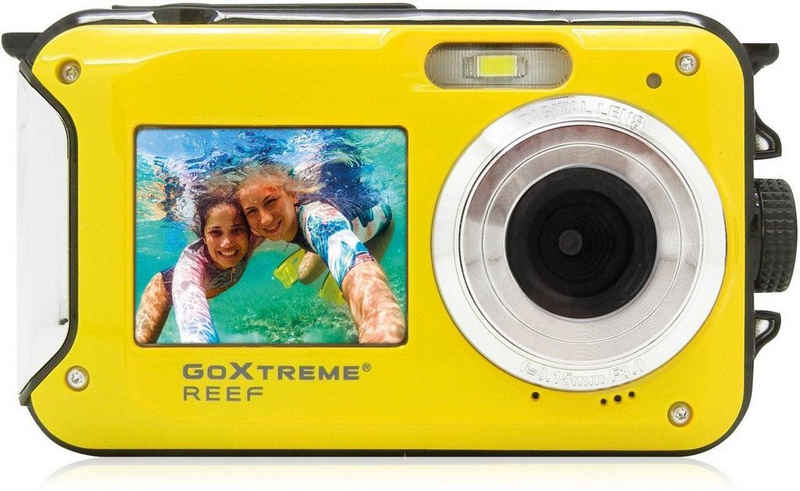 Easypix »GoXtreme Reef yellow« Outdoor-Kamera