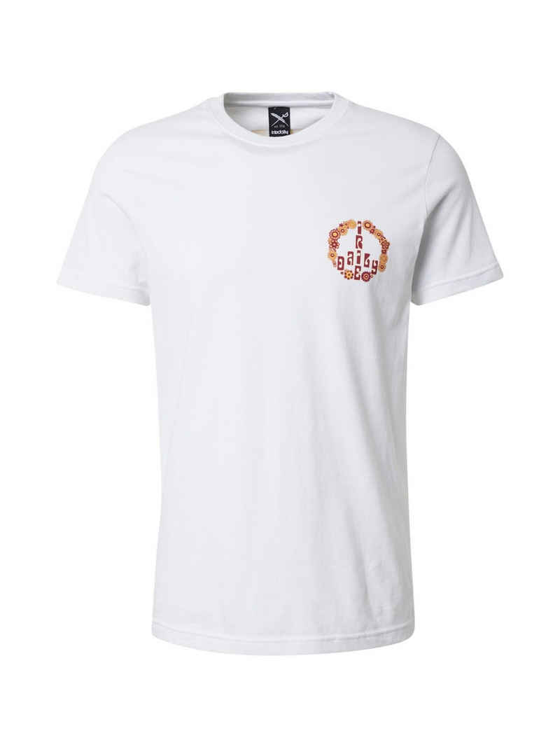 iriedaily T-Shirt »Peace Fellow« (1-tlg)