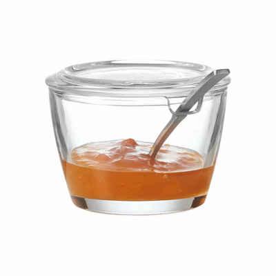 montana-Glas Marmeladenglas »:brunch Glas Ø 10.5 cm«, Glas, (1-tlg)