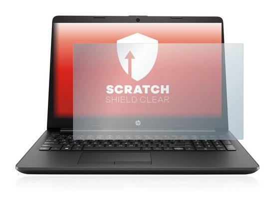 upscreen Schutzfolie »für HP 15-db1125ng«, Folie Schutzfolie klar anti-scratch