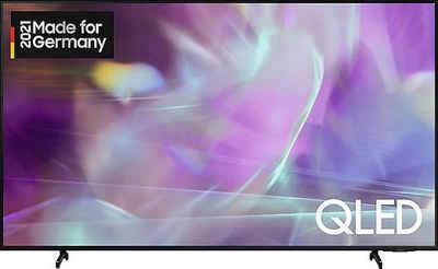 Samsung GQ85Q60AAU QLED-Fernseher (214 cm/85 Zoll, 4K Ultra HD, Smart-TV)
