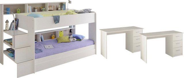 Komplettzimmer - Parisot Jugendzimmer Set »Bibop«  - Onlineshop OTTO