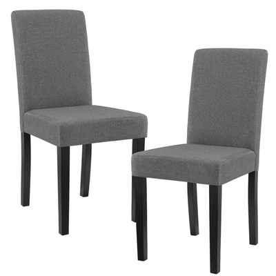 en.casa Esszimmerstuhl (2 Stück), »Den Haag« Elegante Esszimmerstühle im 2-er oder 6-er Set