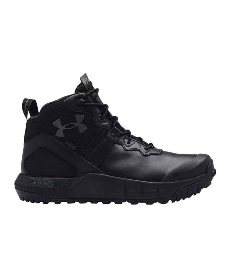 Under Armour® »Micro G Valsetz Mid Leather WP« Outdoorwinterstiefel