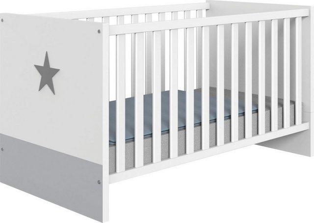 Babybetten - Wimex Babybett »Rocky«, mit Schlupfsprossen  - Onlineshop OTTO