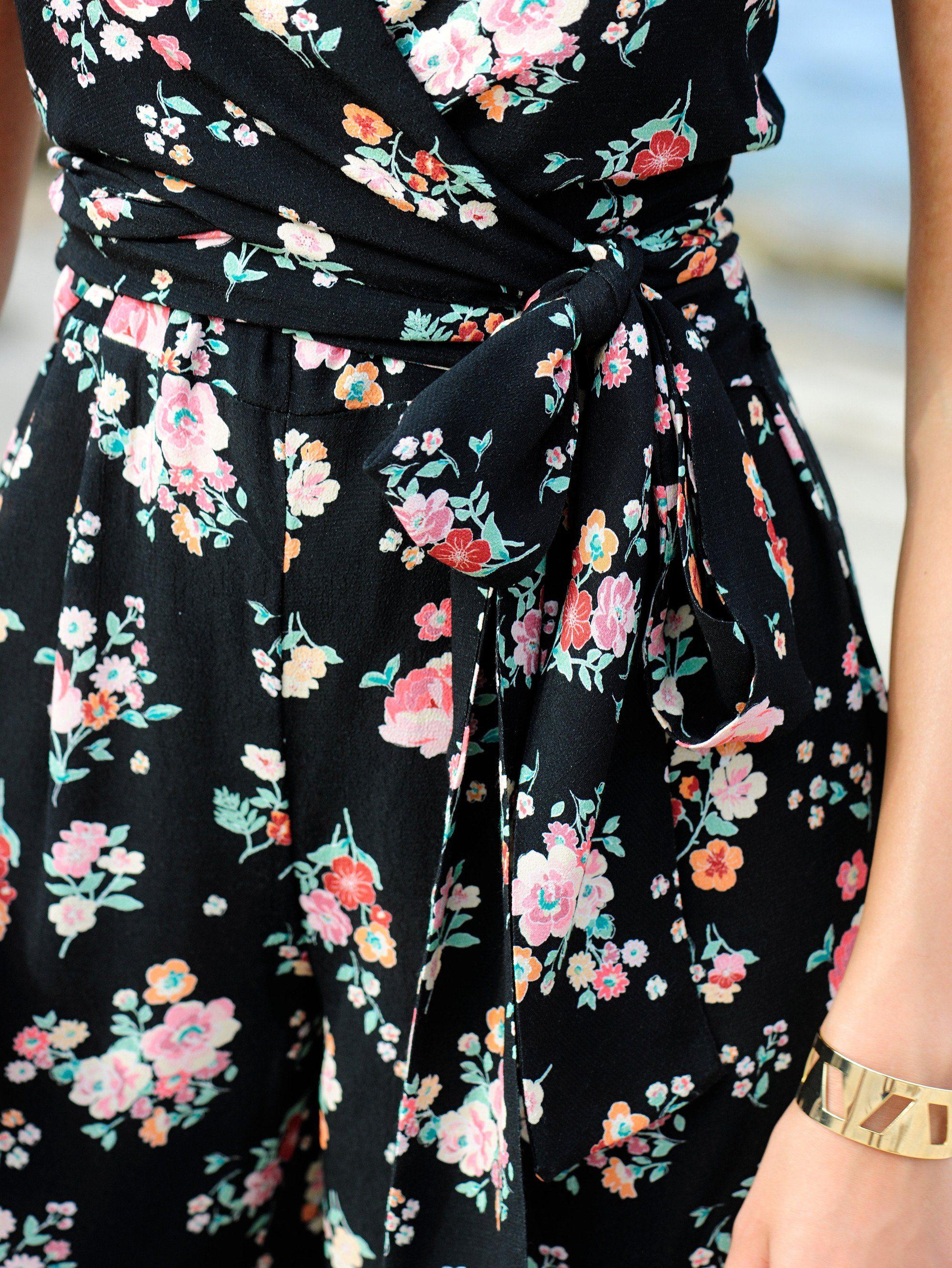 Alba Moda Strandoverall Mit Blumendessin, Verspielt Femininem Blumendruck Online Kaufen