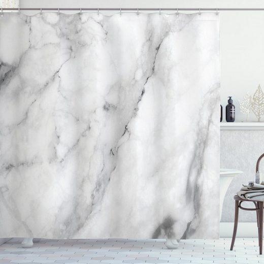 Abakuhaus Duschvorhang »Moderner Digitaldruck mit 12 Haken auf Stoff Wasser Resistent« Breite 175 cm, Höhe 180 cm, Marmor Granit Oberfläche Motiv