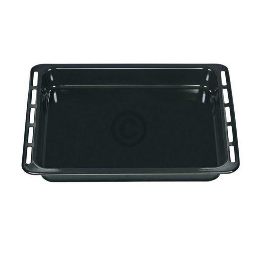 Whirlpool Backblech »Bauknecht Backblech, Fettpfanne emailliert NFP35,«, Metall, Typ: 481010657928 ersetzt 480121103007