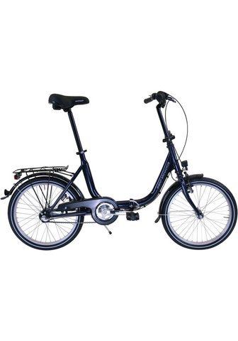 Performance Sudedamas dviratis 3 Gang Shimano NEXU...