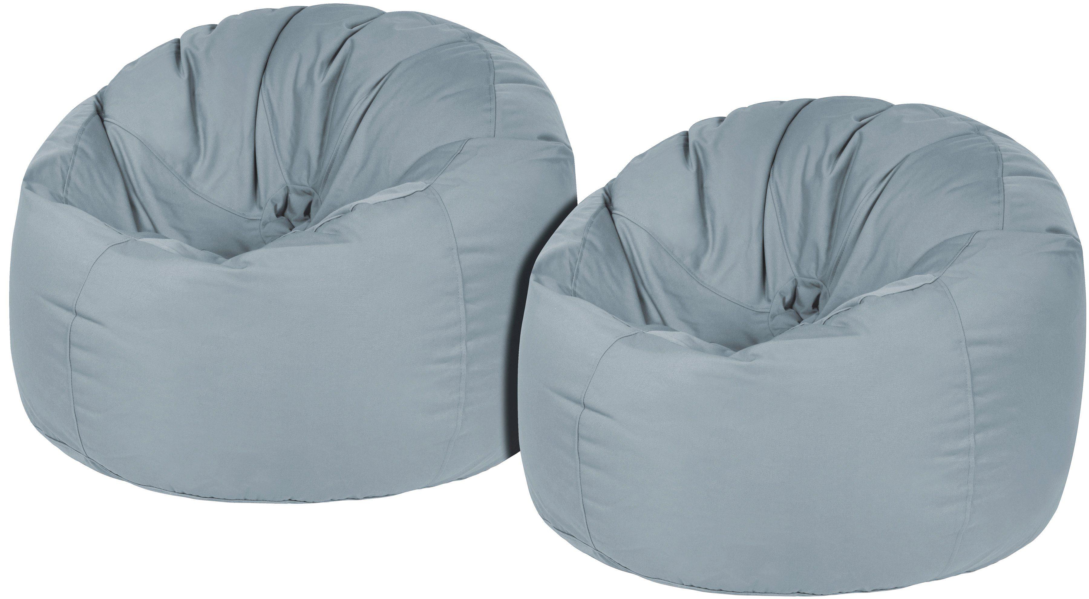 OUTBAG Sitzsack »Donut Plus«, wetterfest, für den Außenbereich, Ø: 90 cm online kaufen | OTTO