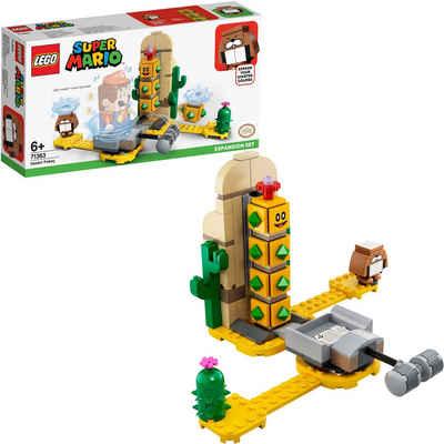 LEGO® Konstruktionsspielsteine »Wüsten-Pokey – Erweiterungsset (71363), LEGO® Super Mario«, (180 St), Made in Europe