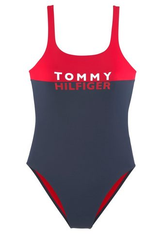 TOMMY HILFIGER Maudymosi kostiumėlis »Block« im Color...