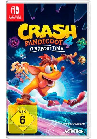 Activision Crash Bandicoot 4: It's About Time Nin...