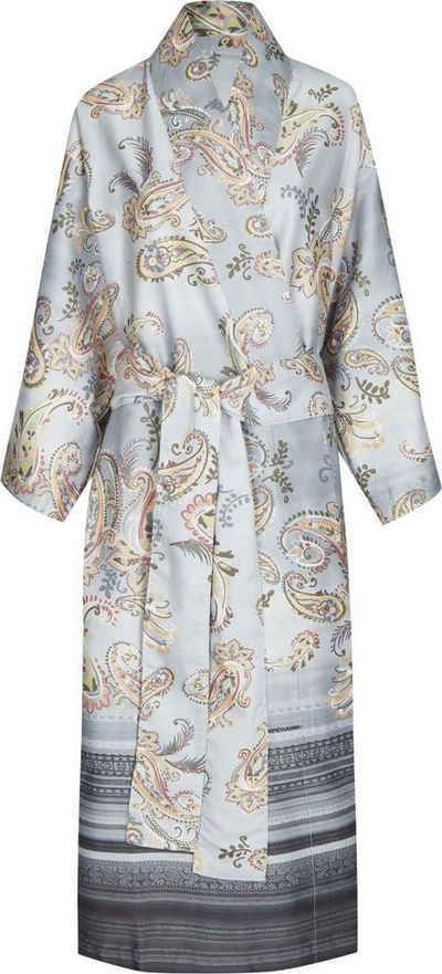 Damenbademantel »Tosca«, Bassetti, Kimono mit Paisley Muster