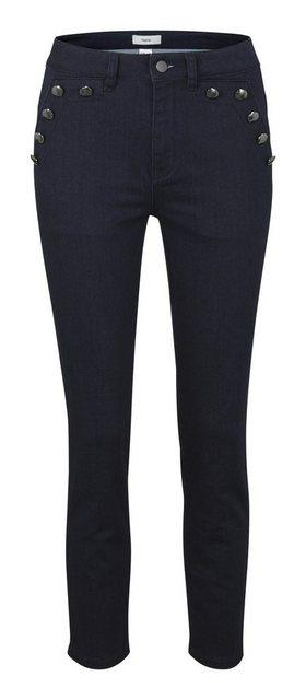 Push-up Jeans Aleria mit Zierknöpfen | Bekleidung > Jeans > Push-Up Jeans | ASHLEY BROOKE by Heine