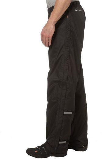 VAUDE Regenhose »Fluid Full-zip Pants II«