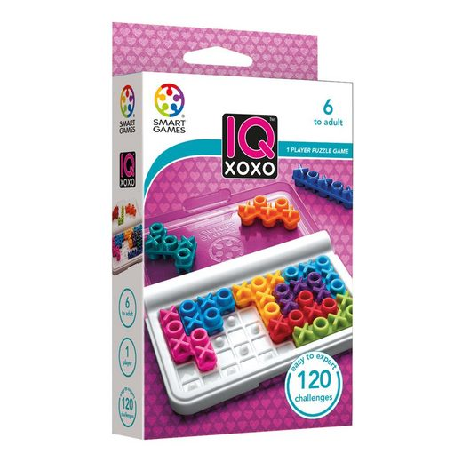 Smart Games Spielesammlung, IQ-Spiel »IQ XOXO«