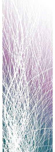 Architects Paper Fototapete »Underwater Violet«, (1 St), Vlies, glatt