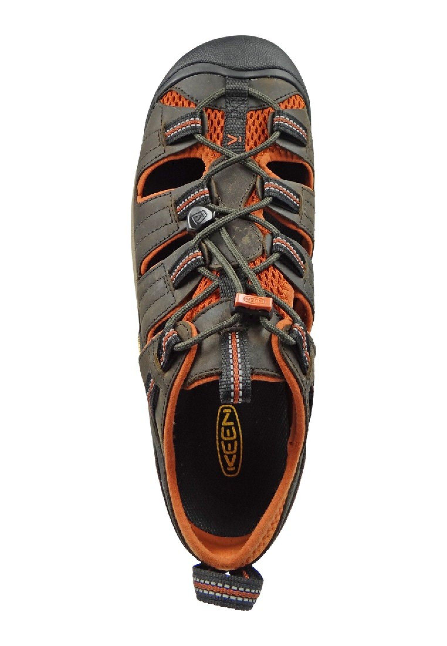 Kangaroos 7//8 Hose 40 grau Nadelstreifen Tapered Leg Jogging Style elegant
