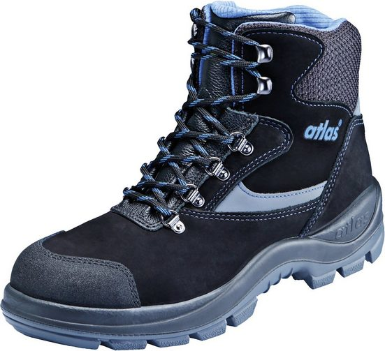 Atlas Schuhe »Ergo-Med 735 XP« Sicherheitsstiefel Sicherheitsklasse S3, Weite 12