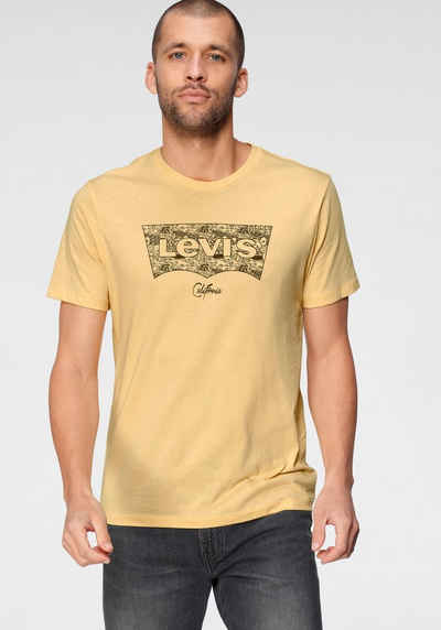 Levi's® T-Shirt mit Logofrontprint