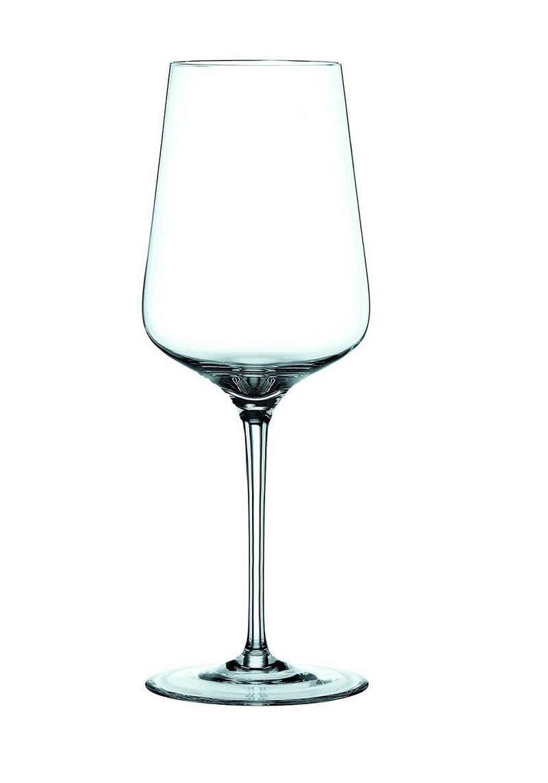 Nachtmann Gläser-Set »Nachtmann, Rotweinglas ViNova, 4er-Set«, Kristallglas