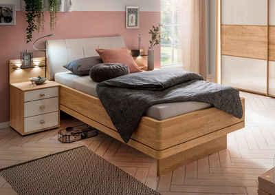 WIEMANN Holzbett »Kiruna«, in Komforthöhe