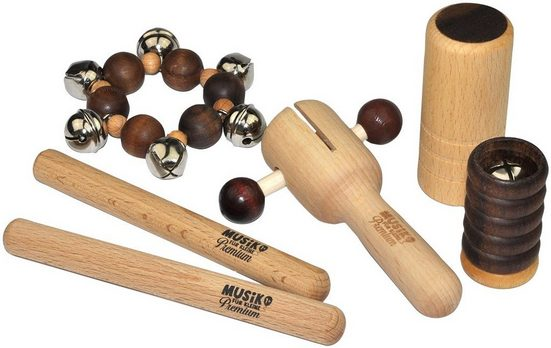 Voggenreiter Percussion-Set »Maxi-Percussion«, Made in Germany