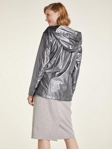 heine STYLE Jacke in angesagter Metallic-Optik