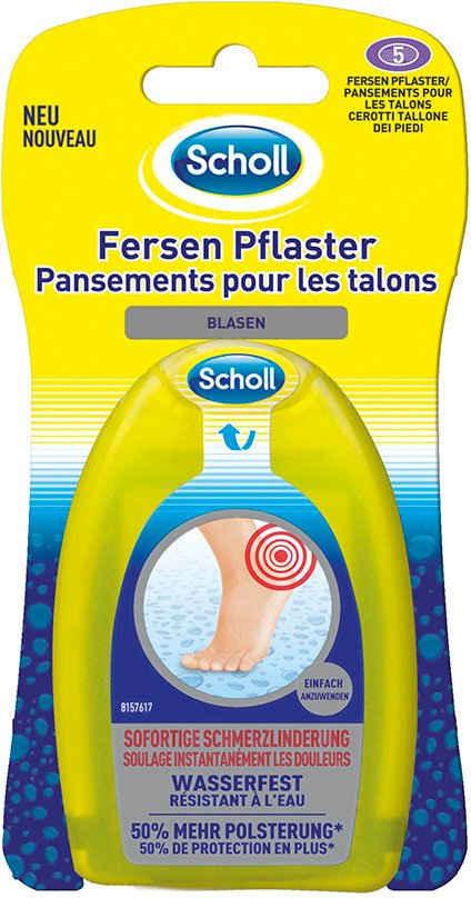 Scholl Blasenpflaster »für die Ferse«