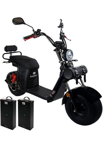 Rolektro E-Motorroller »E-Cruiser 45 Lithium ju...