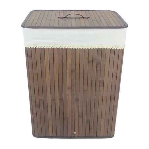 HTI-Line Wäschetonne »Wäschekorb Maisie natur«