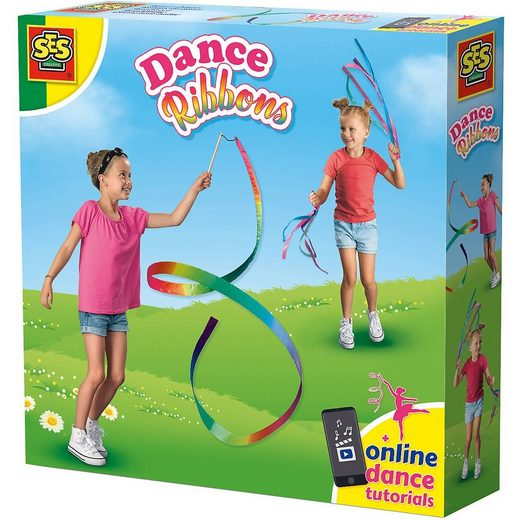 SES Creative Fitnessmatte »Tanzbänder«