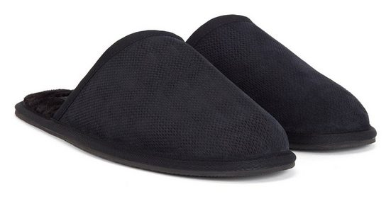 Boss »Home Slipper« Pantoffel mit warmer Textilinnensohle