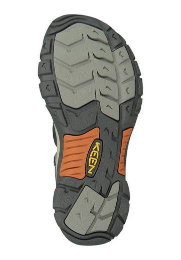 Keen »1001931 NEWPORT H2 India Ink/Rust« Sandale