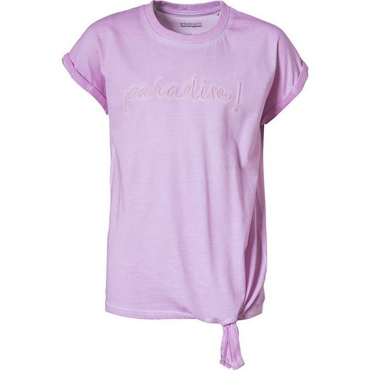 STACCATO T-Shirt »T-Shirt für Mädchen«